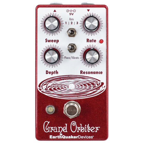 Earthquaker Devices Grand Orbiter Phase Machine - V3