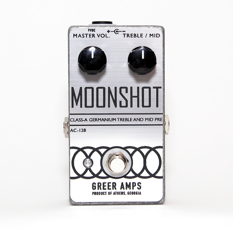 Greer Amps Moonshot Germanium Pre