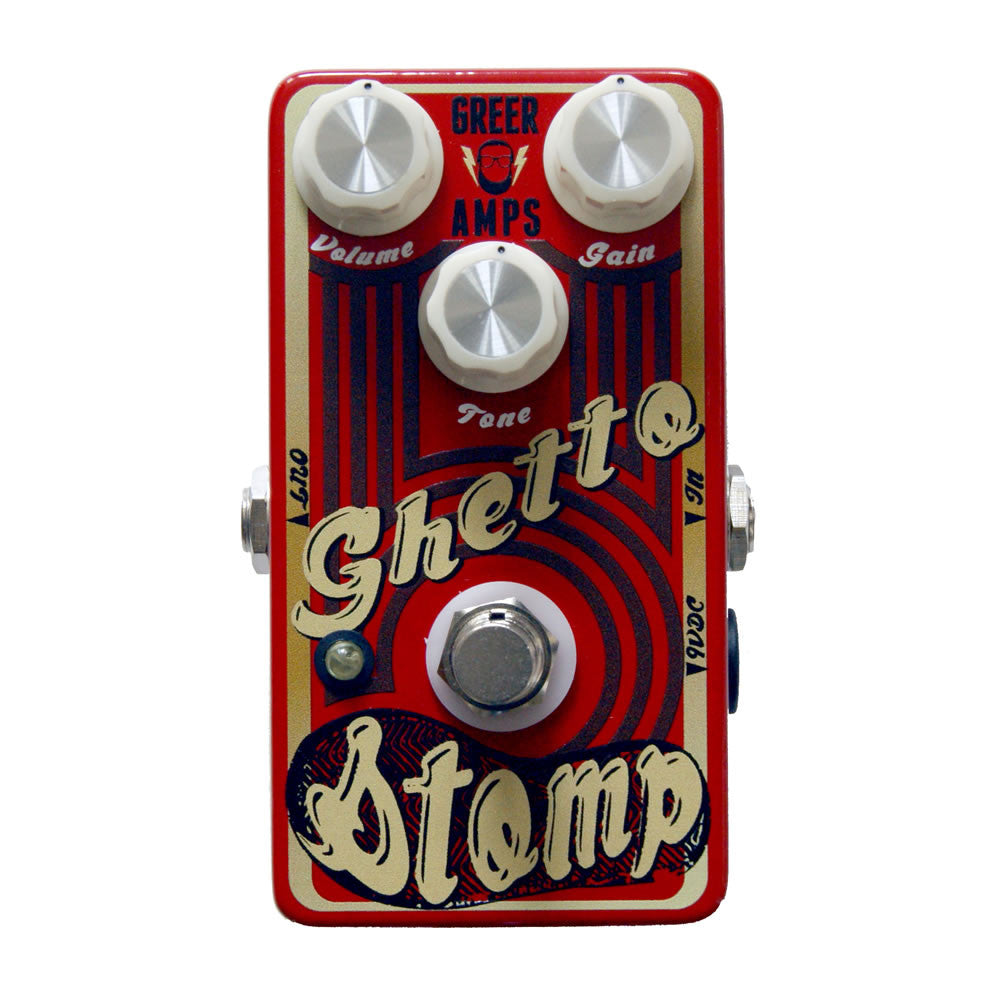 Greer Amps Ghetto Stomp
