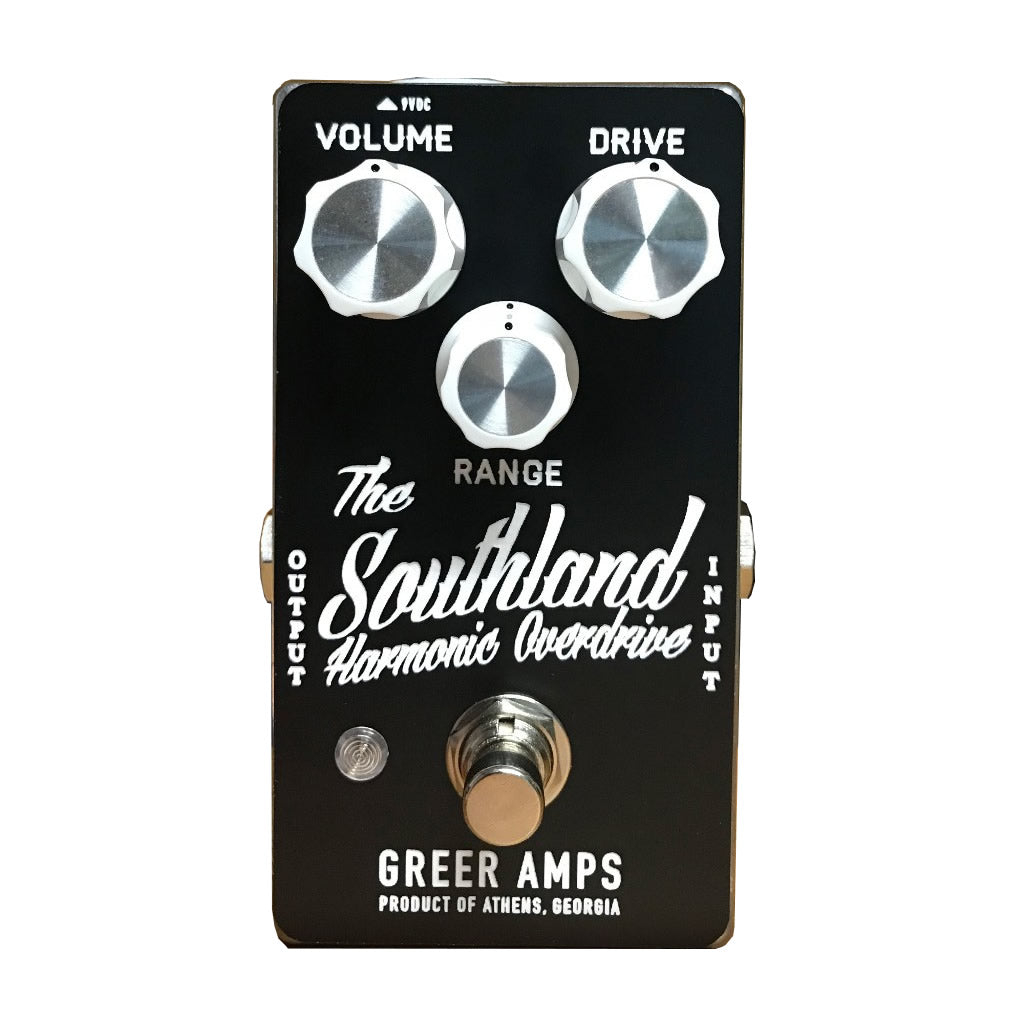 Greer Amps The Southland Harmonic Overdrive - Limited Edition