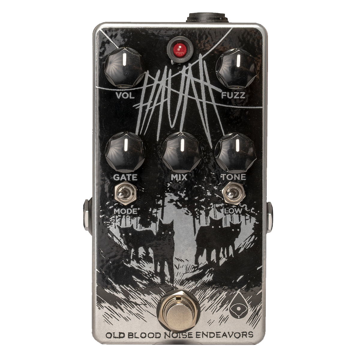 Old Blood Noise Endeavors - Haunt Fuzz V2