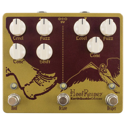 Earthquaker Devices Hoof Reaper - V2