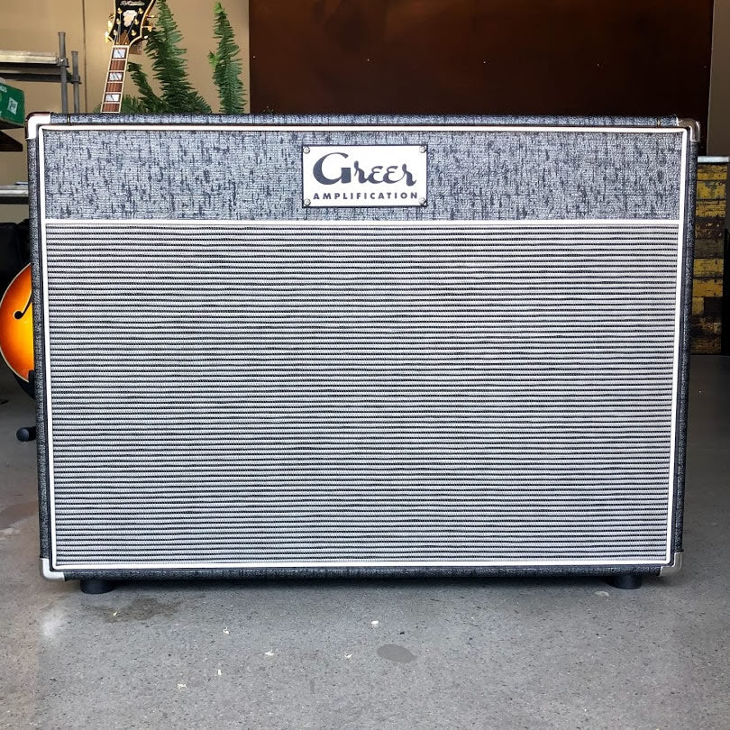 Greer Amps Studio V Series 2x12 Cabinet