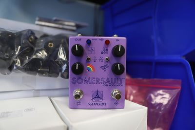 Caroline Guitar Somersault Chorus-y / Vibrato-y / Faux-Rotary Device - Limited Edition Colorway