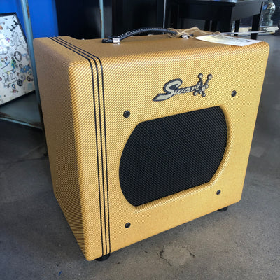 Swart Amplifier Space Tone Reverb - STR-Tweed w/Celestion G12 Alnico Blue
