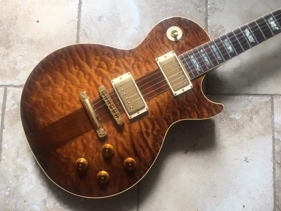 1983 Gibson Les Paul Custom Spotlight Special