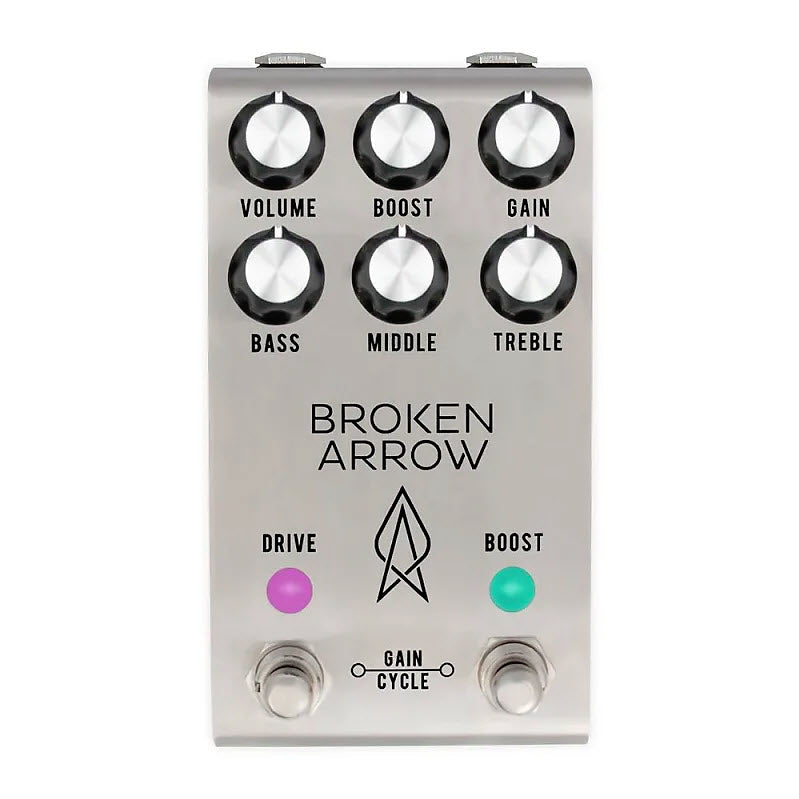 Jackson Audio Broken Arrow