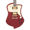 D'Angelico Deluxe Ludlow Limited Edition - Matte Wine