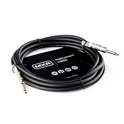 MXR Standard Instrument Cable - 10' - Straight Ends