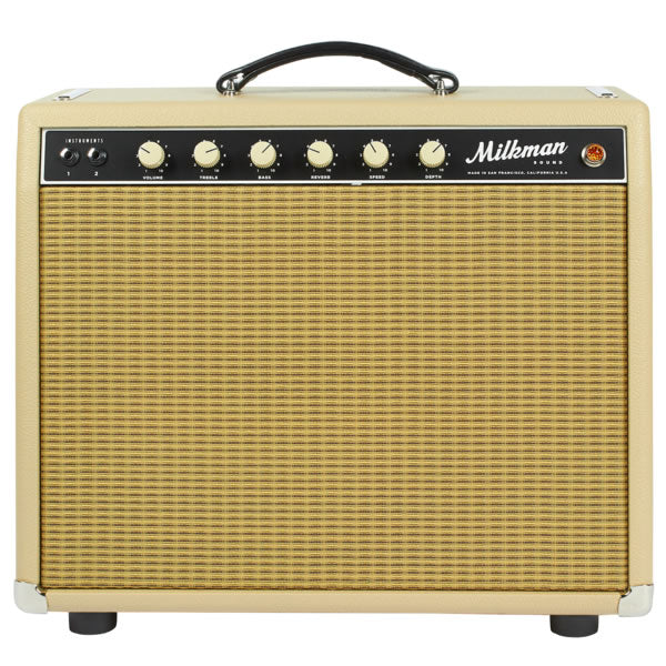 Milkman Sound 20W Pint, Vanilla, Jupiter Ceramic