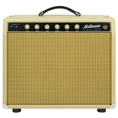 Milkman Sound 5W Half Pint, Vanilla, Celestion Greenback