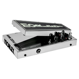 Morley Cliff Burton Tribute Series Power Fuzz Wah - Limited Edition Chrome