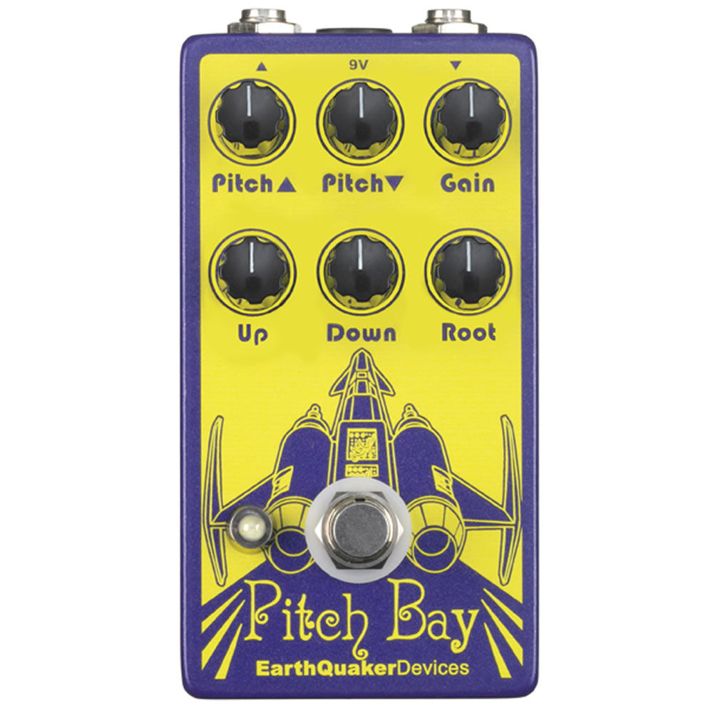 EarthQuaker Devices Pitch Bay Dirty Polyphonic Harmonizer