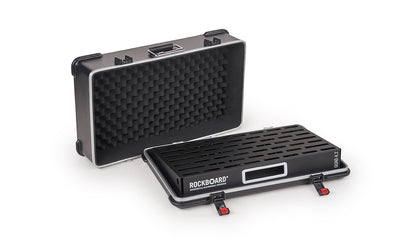Rockboard QUAD 4.2 Pedalboard with Touring ABS Case