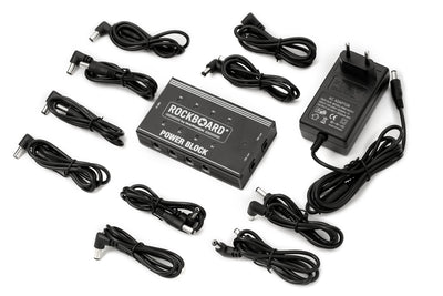 Rockboard Power Block Power Supply