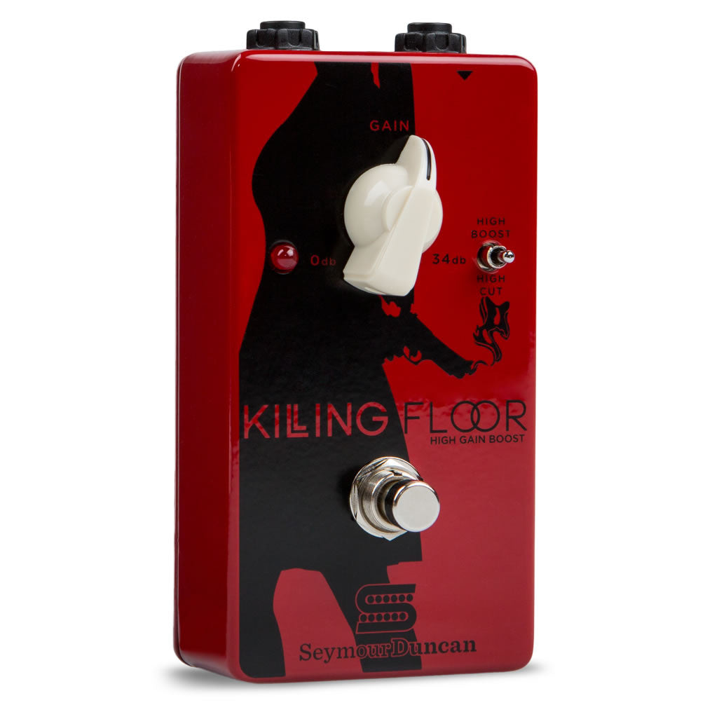 Seymour Duncan Killing Floor High Gain Boost