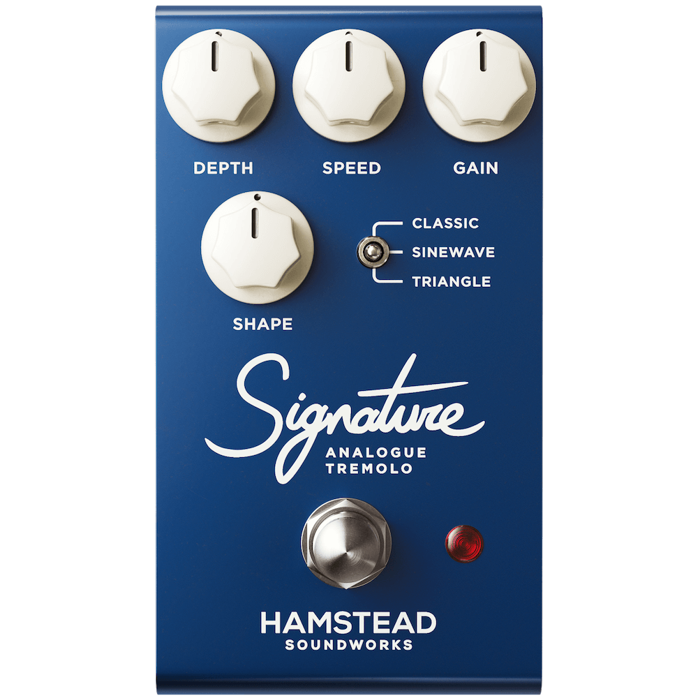 Hamstead Soundworks Signature Analogue Tremolo