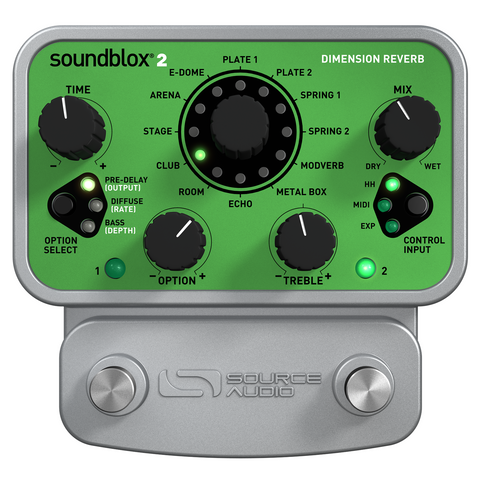 Source Audio Dimension Reverb