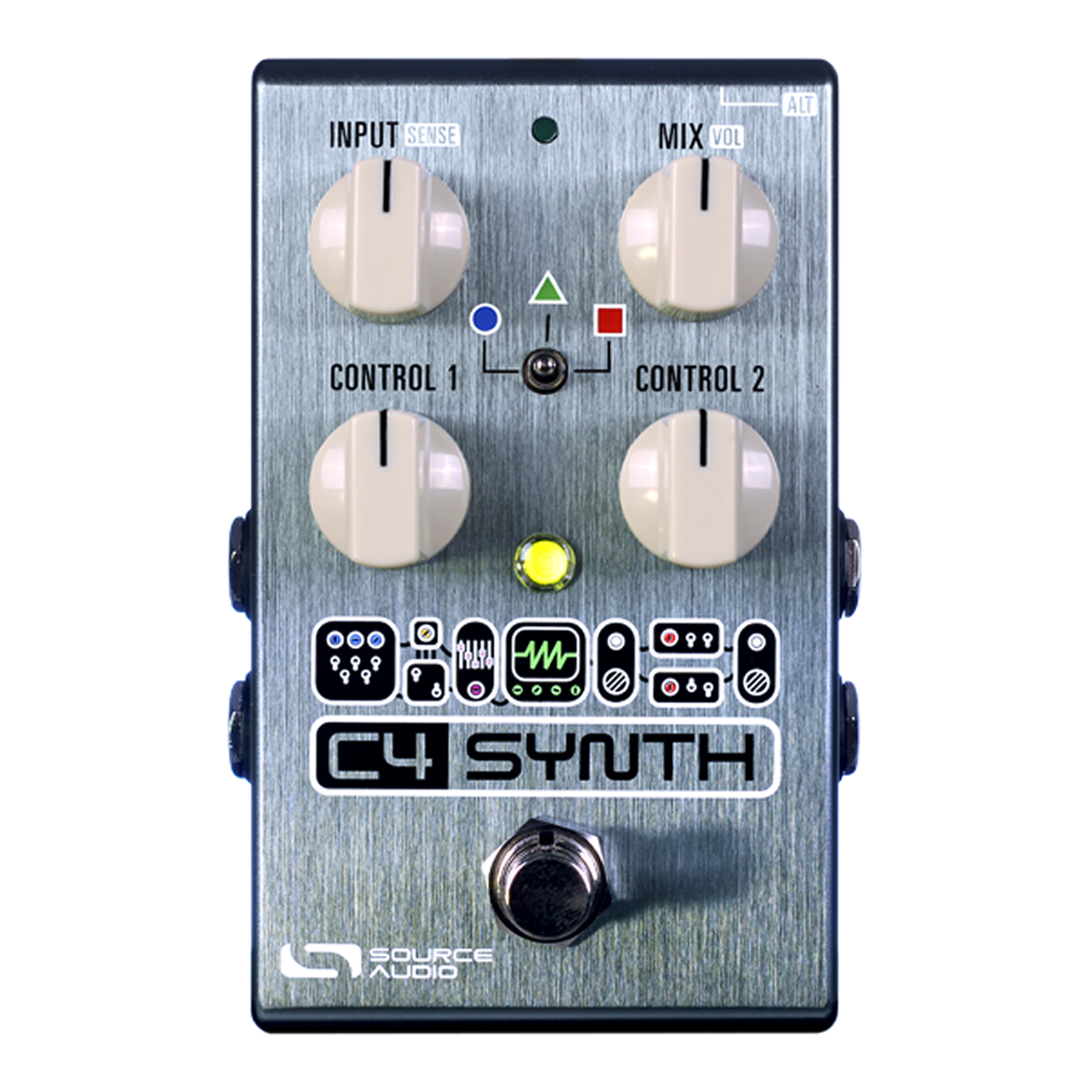 Source Audio SA249 C4 Synth Pedal