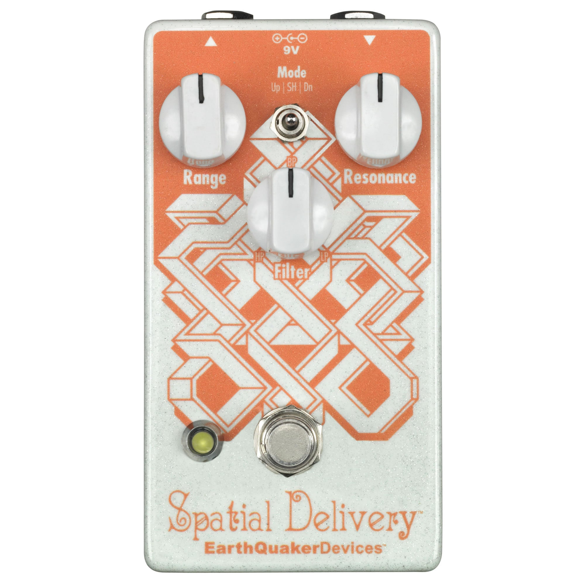 Earthquaker Devices Spatial Delivery Envelope Filter with Sample & Hold - V2