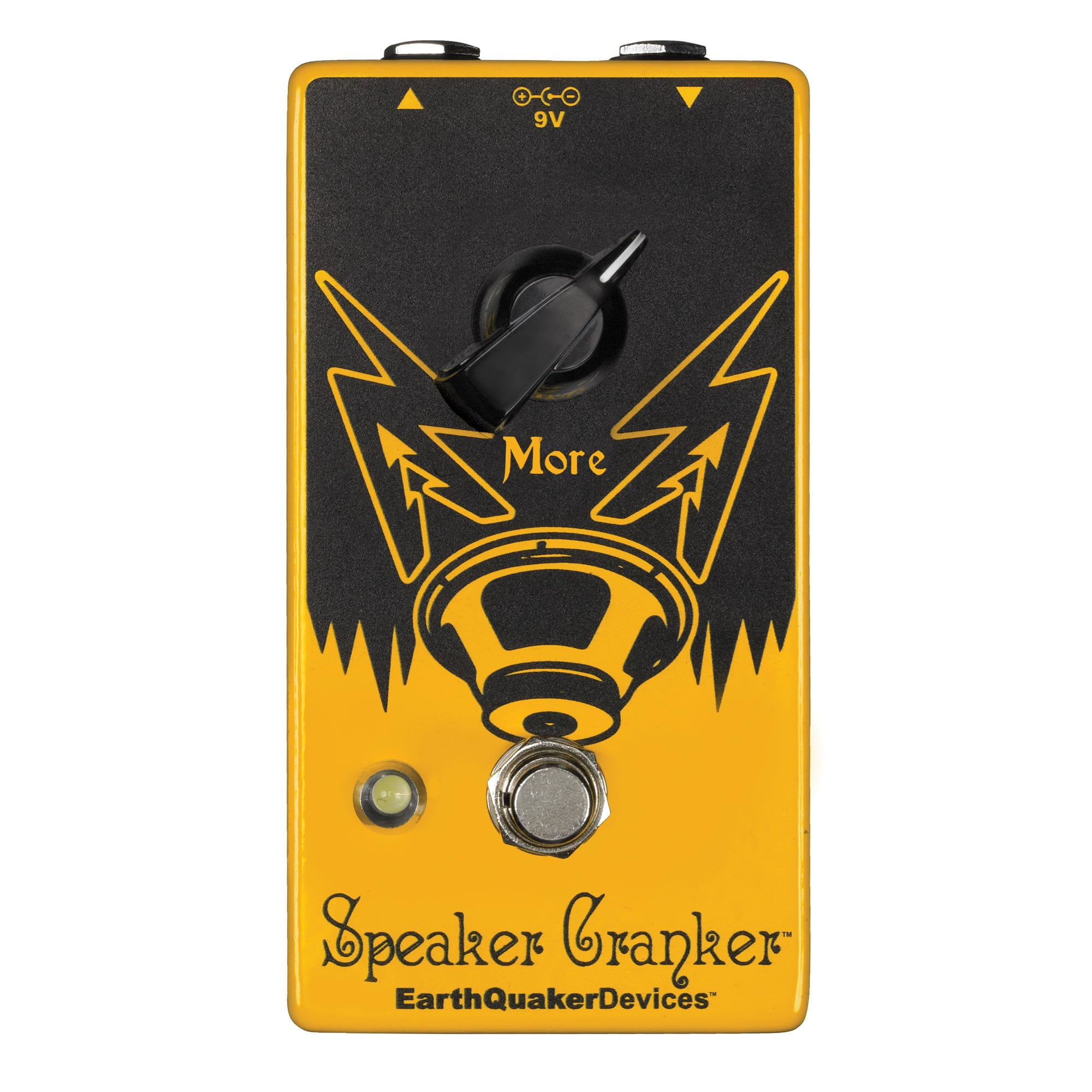 Earthquaker Devices Speaker Cranker Overdrive - V2