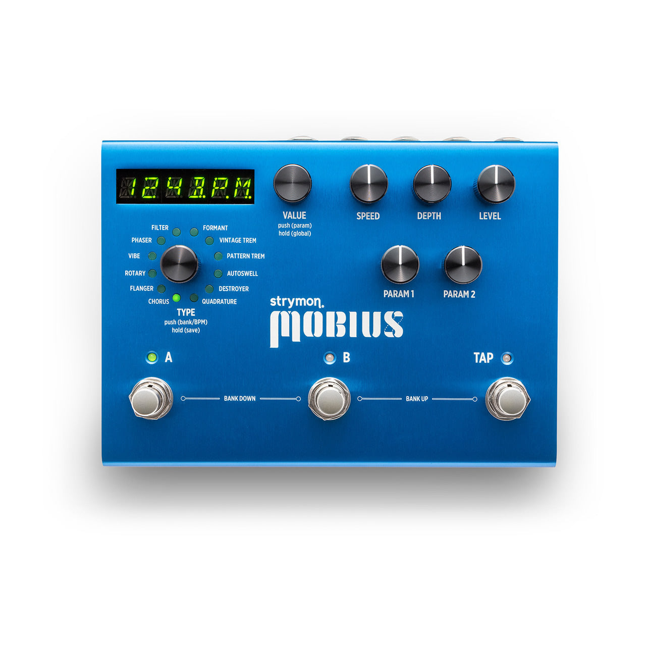 Strymon Mobius Modulation