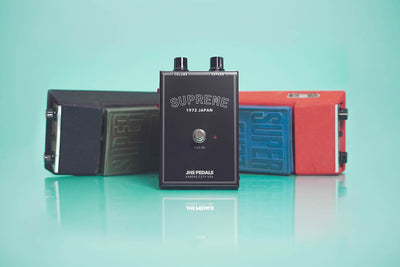 JHS Pedals Legends of Fuzz - Supreme