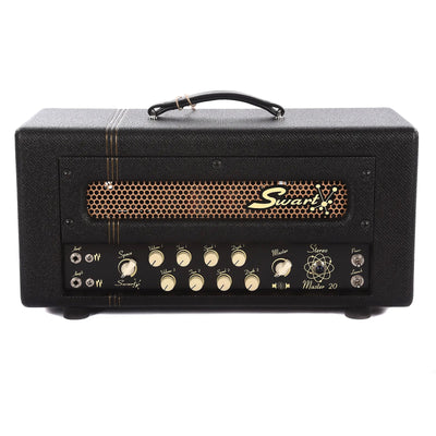 Swart Amplifier Stereo 20 Head