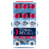 Chase Bliss Audio Tonal Recall Delay Pedal Red