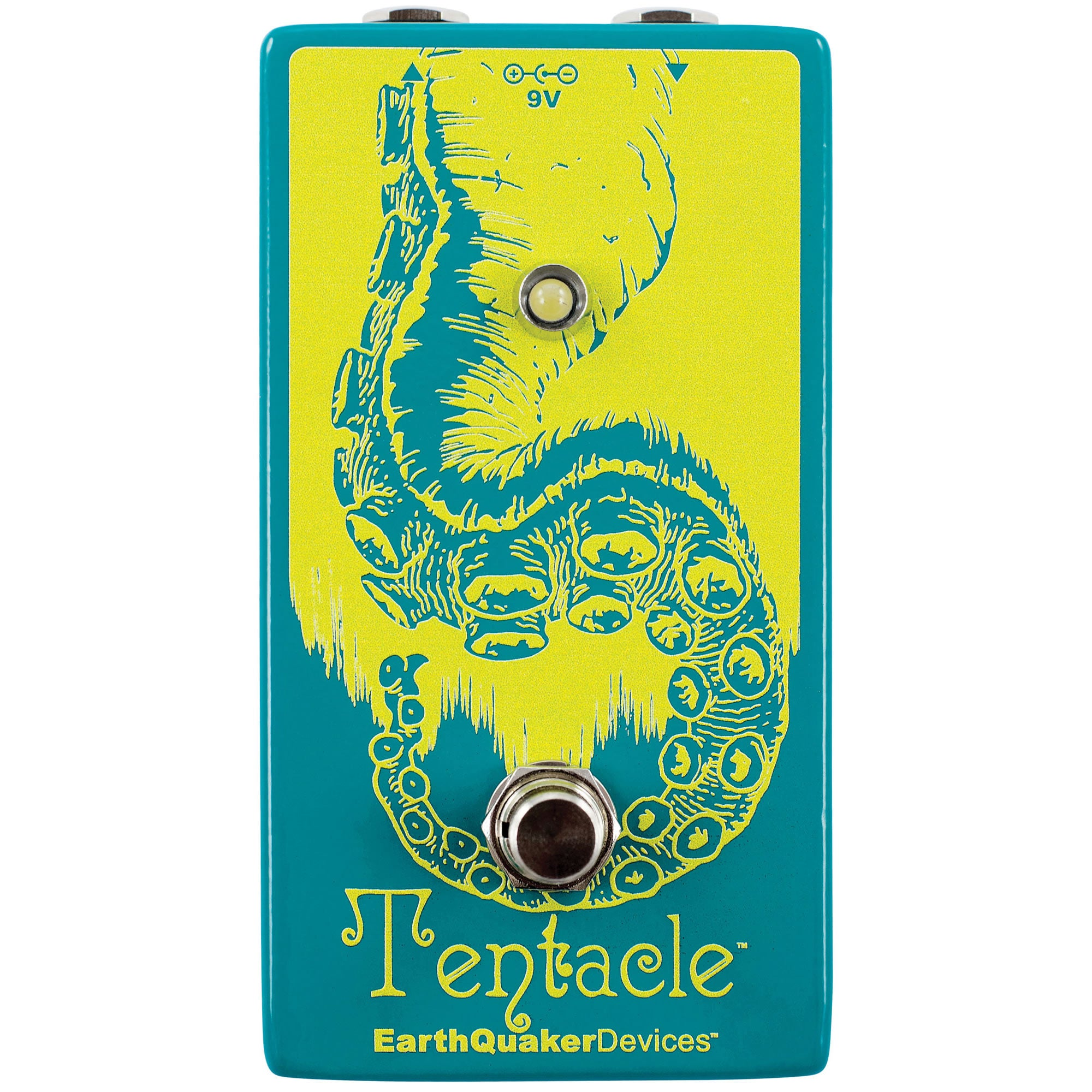 Earthquaker Devices Tentacle Analog Octave Up - V2