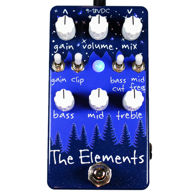 Dr Scientist The Elements Dual-Channel Overdrive / Distortion