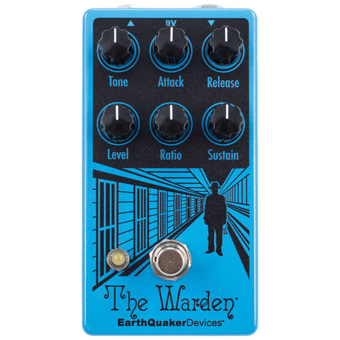 Earthquaker Devices The Warden Optical Compressor - V2