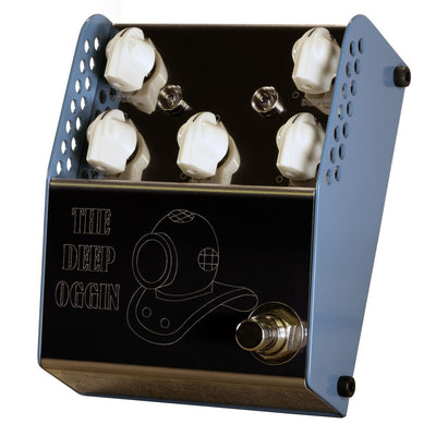 ThorpyFX Deep Oggin Chorus / Vibrato Guitar Effects Pedal