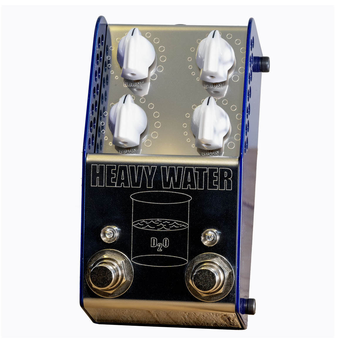 ThorpyFX Heavy Water V2 Boost Guitar Effects Pedal