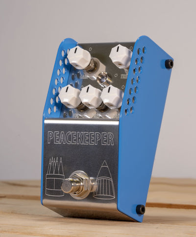 Thorpy FX Peacekeeper Low Gain Overdrive Guitar Pedal