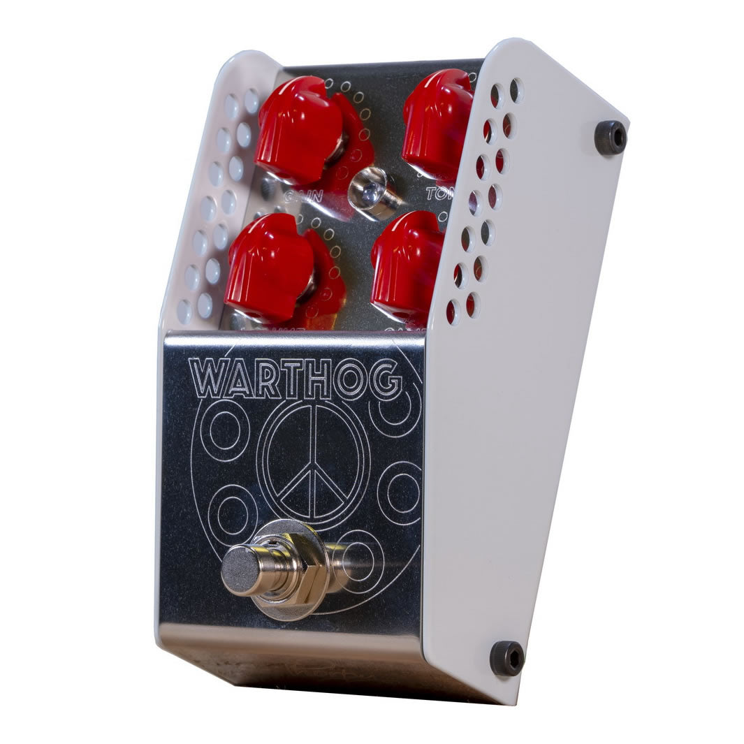 Thorpy FX Warthog Overdrive / Distortion Guitar Effects Pedal