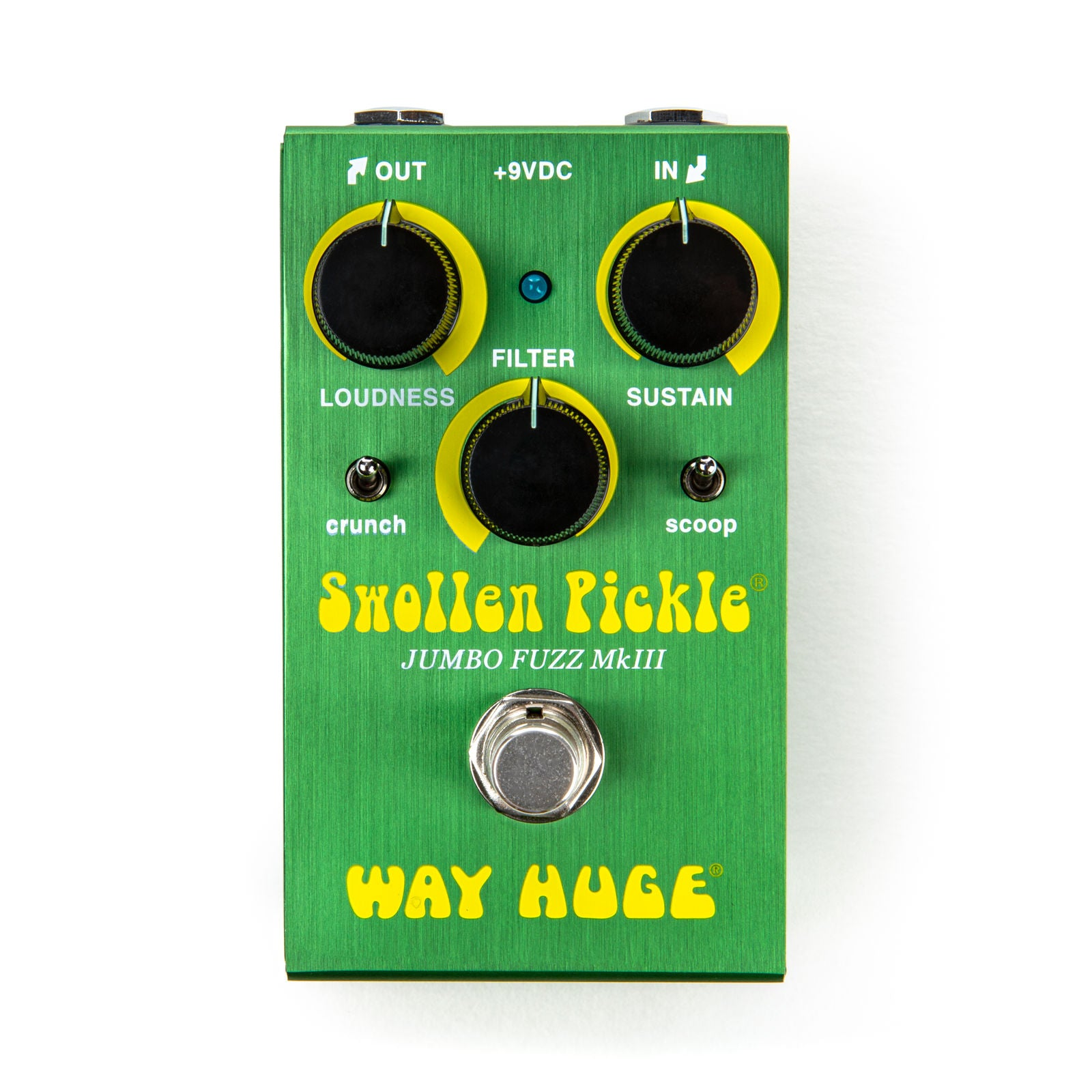 Way Huge Swollen Pickle Smalls Fuzz - WM41