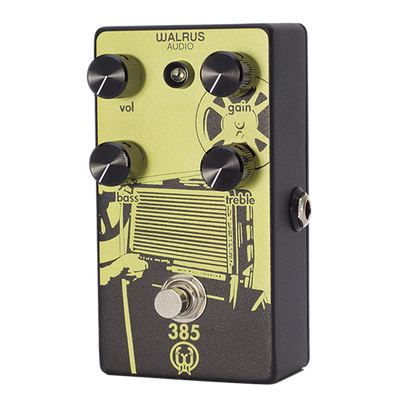 Walrus Audio 385 Overdrive Guitar Effects Pedal