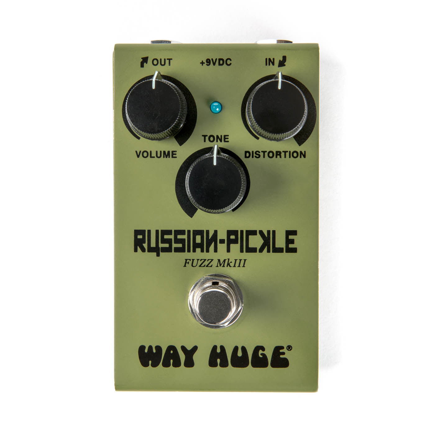 Way Huge Russian-Pickle Fuzz Mini - WM42