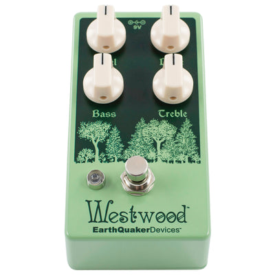 Earthquaker Devices Westwood™ Translucent Drive Manipulator Overdrive