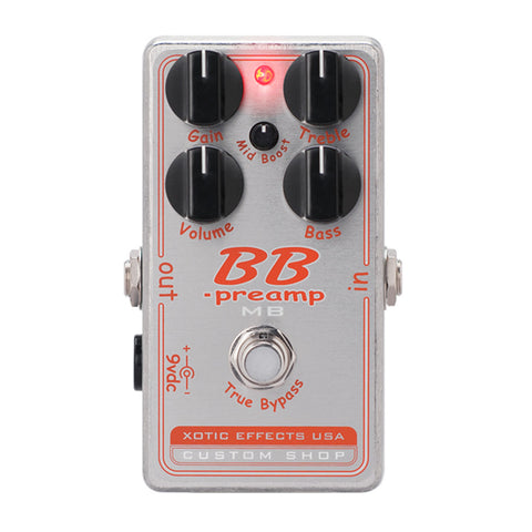 Xotic Effects BB-Preamp MB Custom Shop