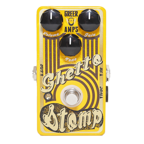 Greer Ghetto Stomp Limited Edition