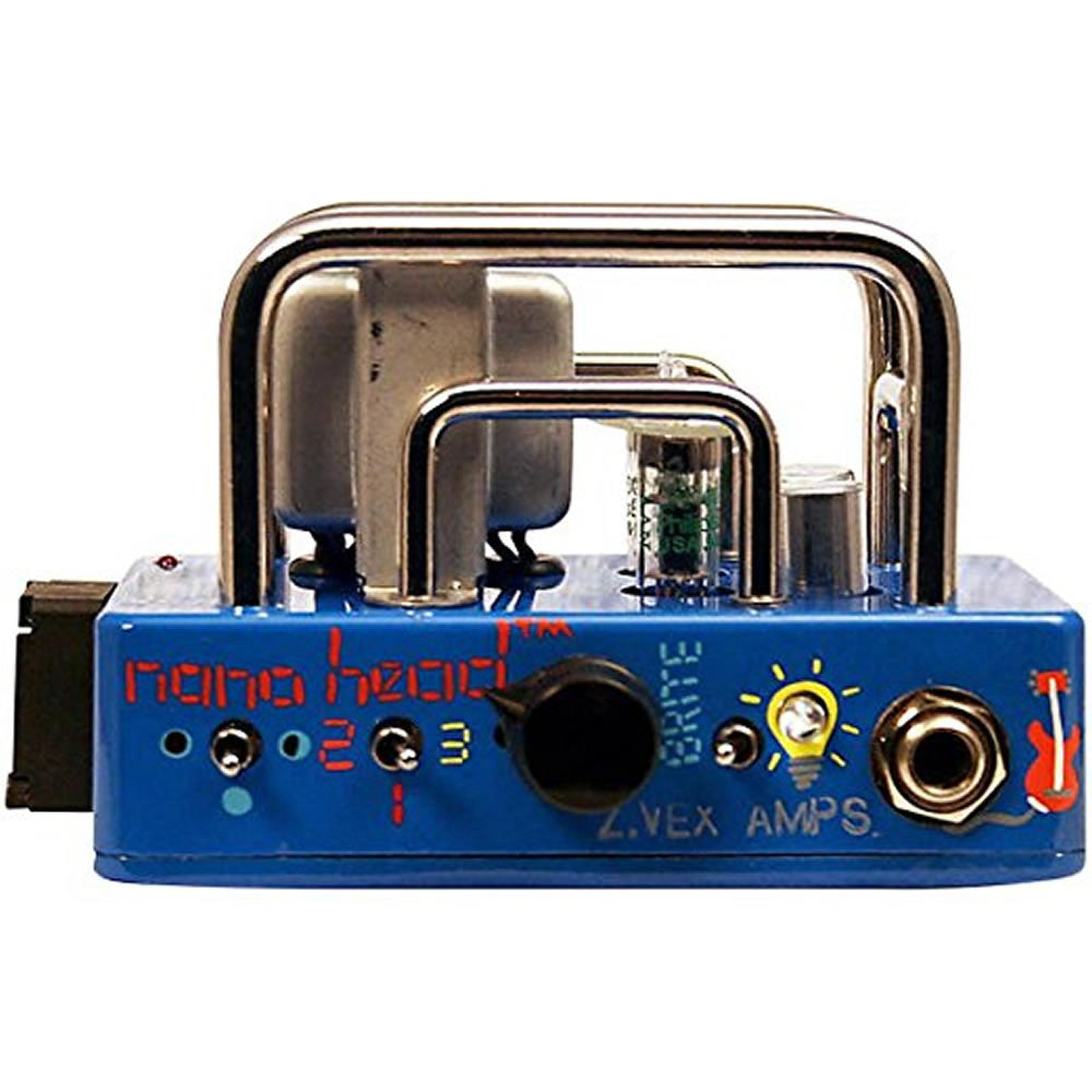Zvex Nano Head Tube Amplifier