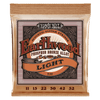 Ernie Ball Earthwood Phosphor Bronze Acoustic Guitar Strings 11-52 Gauge - Light