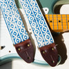 Original Fuzz Indian Guitar Strap in Griff