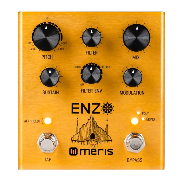 Meris Enzo Multi-Voice Instrument Synthesizer