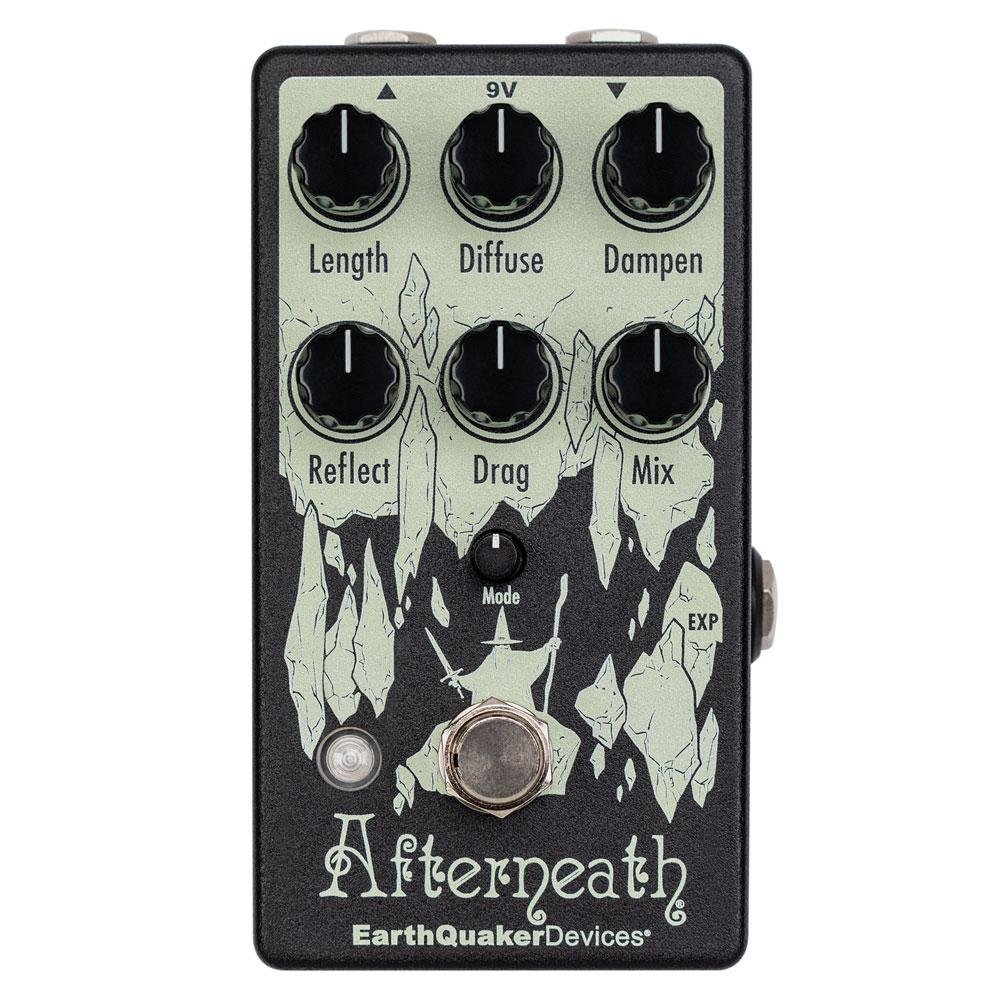 Earthquaker Devices Afterneath Otherworldly Reverberator - V3