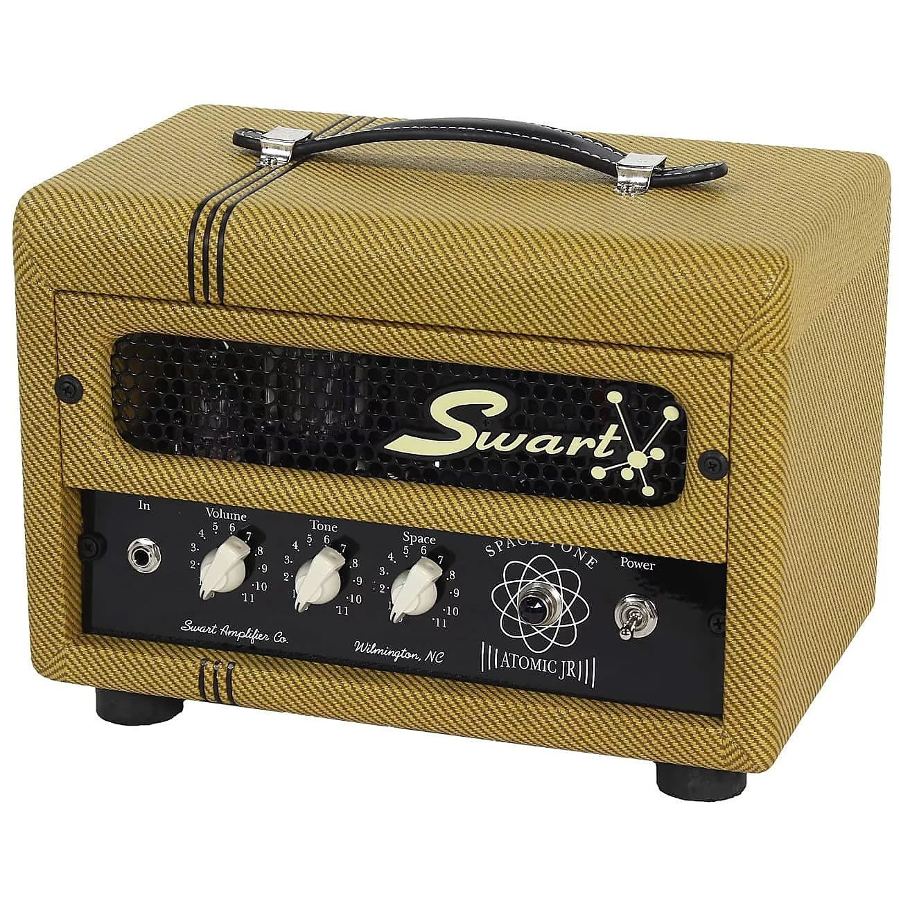 Swart Amplifier Space Tone Atomic Jr. Head - Tweed