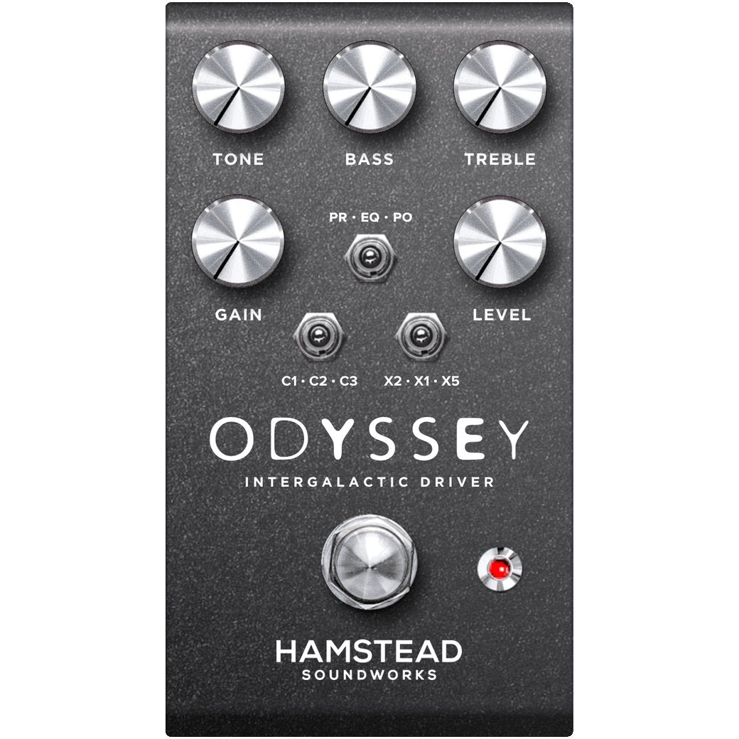 Hamstead Soundworks Odyssey Intergalactic Driver