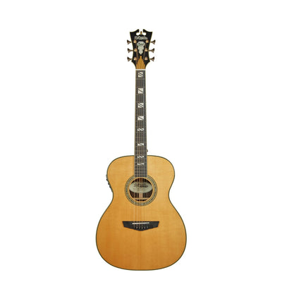 D'Angelico Excel Tammany Acoustic Guitar - Vintage Natural